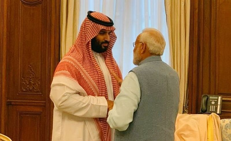 G20 Summit: PM Modi meets Saudi Crown Prince Mohammed bin Salman, discusses about economic, cultural ties