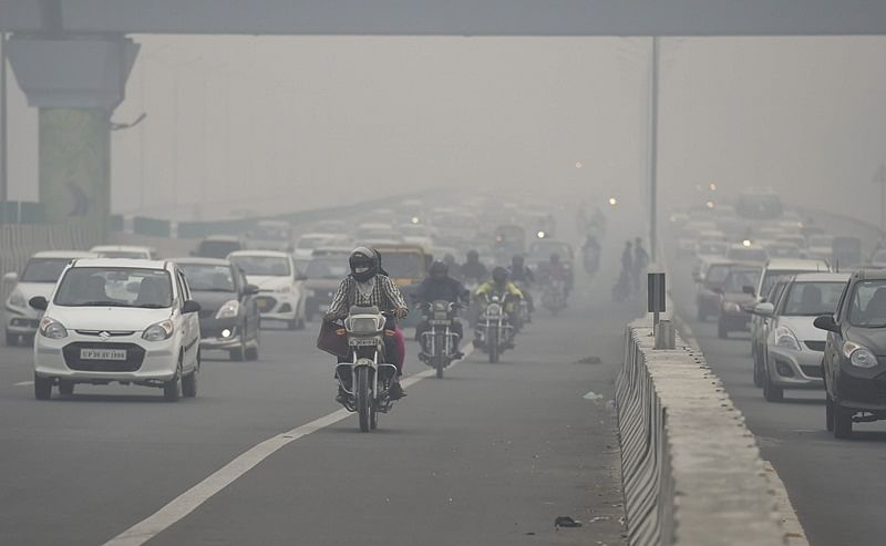 Winds improve Delhi air; pollution likely to ease up