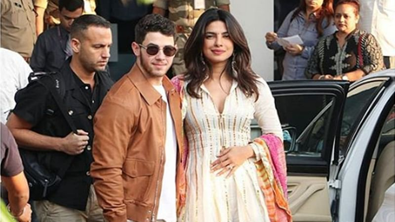 Priyanka Chopra, Nick Jonas take off to Jodhpur for their grand destination wedding