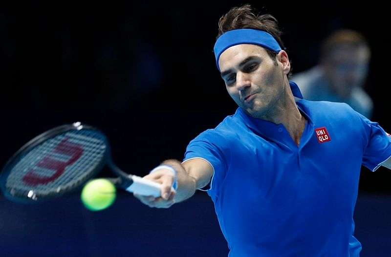 ATP Finals 2018: Roger Federer downs Dominic Thiem to keep hopes alive