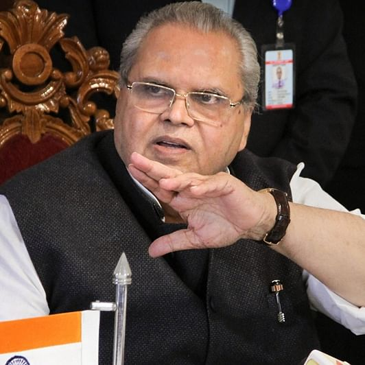 Rahul Gandhi behaved like political juvenile on Jammu and Kashmir: Governor Satya Pal Malik