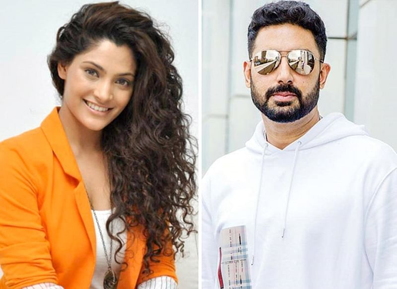 Saiyami Kher to star opposite  Abhishek Bachchan in second season of Breathe