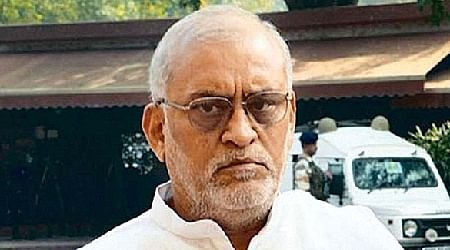 State Congress seeks ouster of Satyavrat Chaturvedi over anti-party activities