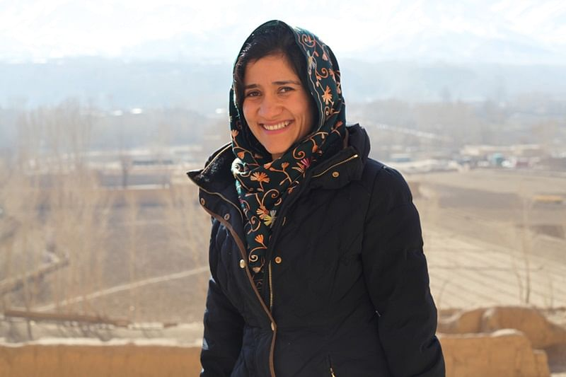 TEDxGateway 2018! Shabana Basij-Rasikh: Powering girls' education in Afghanistan