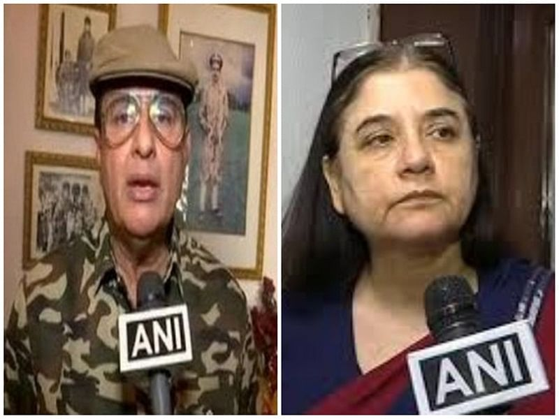 Tigress Avni killing: Sharpshooter Shafath Ali Khan threatens to sue Union minister Maneka Gandhi