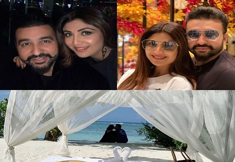 Shilpa Shetty celebrates wedding anniversary, shares heartfelt post for hubby Raj Kundra