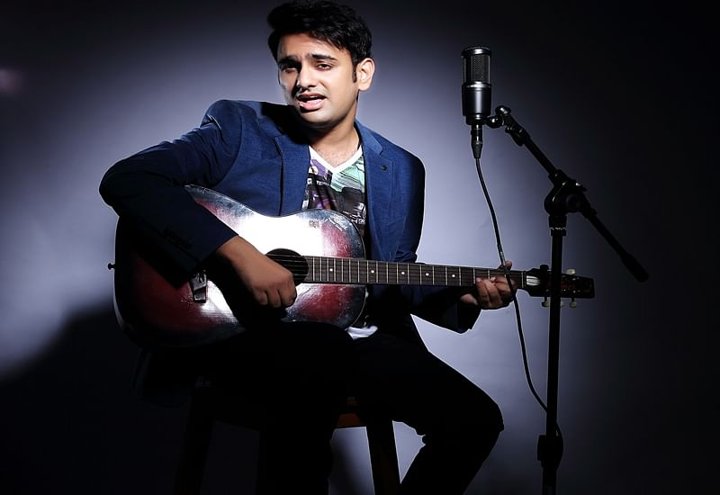 Singer Kshitij Tarey to come up with his new single 'Iltejaa'