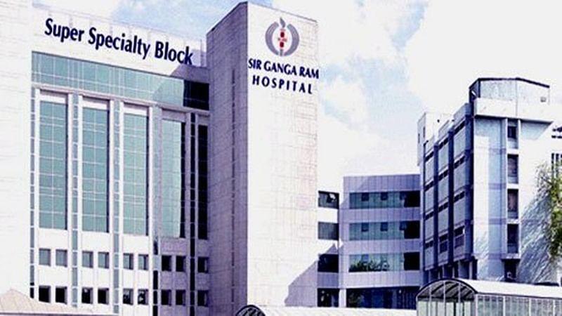Photo: Sir Ganga Ram Hospital/ Twiter