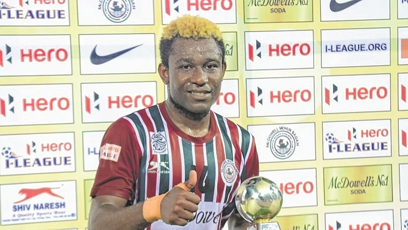 I have to prove myself, I am ready: Sony Norde