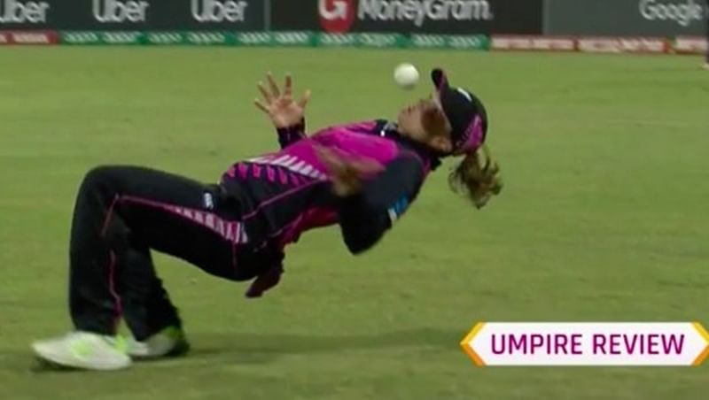 ICC Women's World T20: Suzie Bates' brilliant juggling act to dismiss Ashleigh Gardner is a must watch