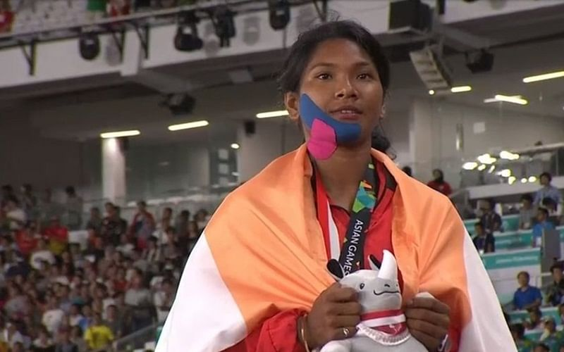 Asian Games gold medallist Swapna Barman to get seven pairs of customised footwear