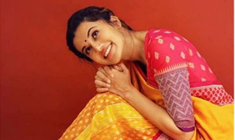 Taapsee Pannu shares her colourful Diwali memory; read to know
