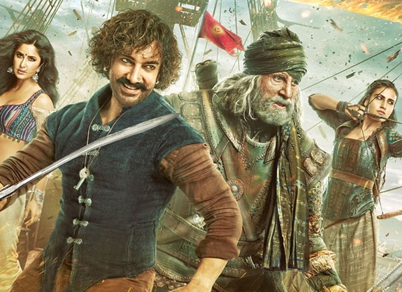 This is how much 'Thugs Of Hindostan' is expected to earn on Day 1
