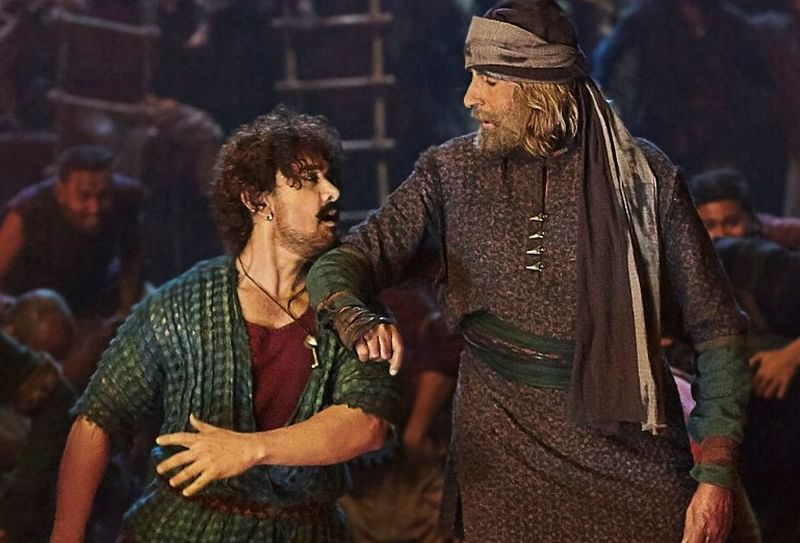 Thugs of Hindostan movie: Review, cast, director