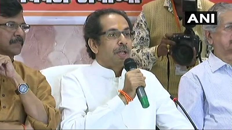 Leave alliance issue to me, focus on your constituencies: Shiv Sena chief Uddhav Thackeray tells MPs