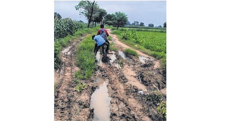 Madhya Pradesh Assembly Polls 2018: No road, No vote, say villagers in Morena