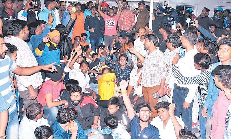 Madhya Pradesh Assembly Polls 2018: Congressmen thrash BJP worker;  Jitu Patwari's brother among 40 booked