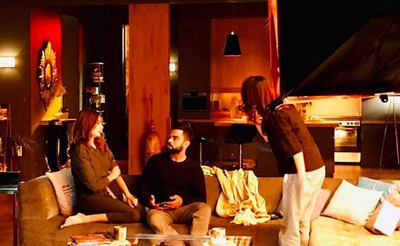 Virat and Anushka to come together on screen again, check out BTS pics, video