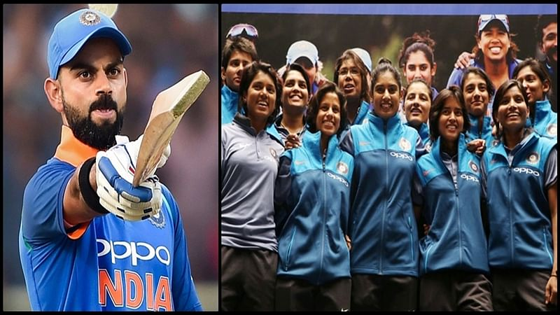 ICC Women's World T20: Virat Kohli starts campaign to support Team India; nominates Pant, Nehwal to 'wear jerseys'
