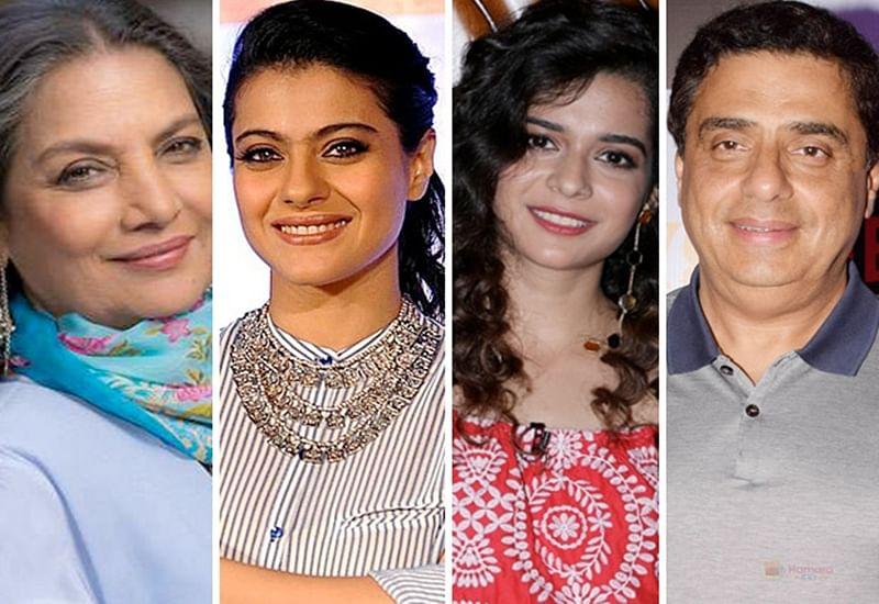WHOA! Ronnie Screwvala to bring treasure of talent Shabana Azmi, Kajol and Mithila Palkar for his next