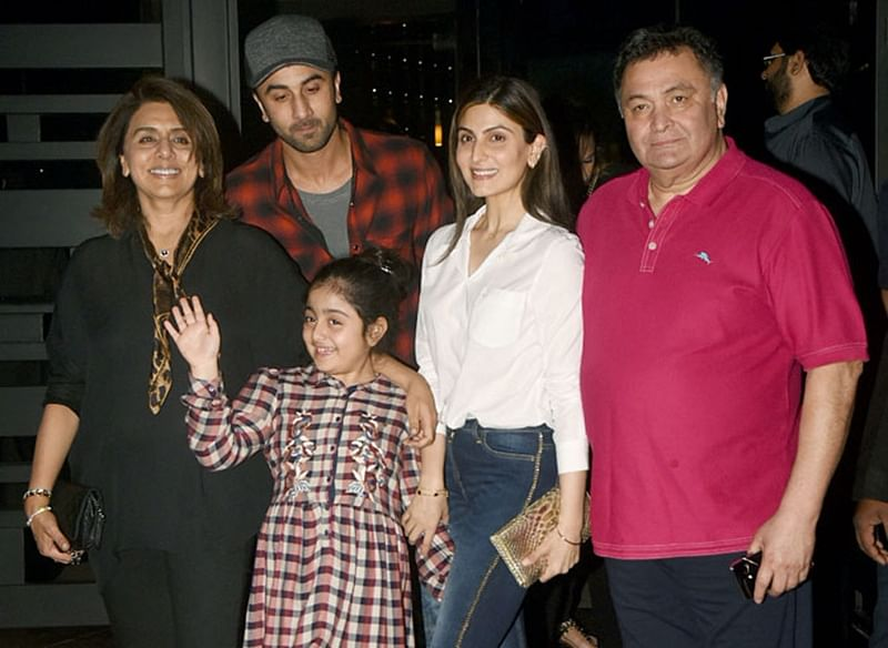 Diwali was Ranbir's and my most favourite festival: Riddhima Kapoor Sahni