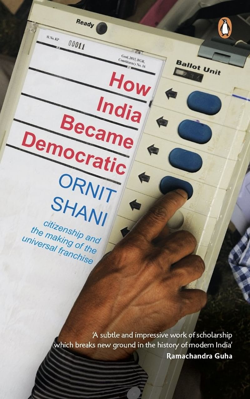 How India Became Democratic by Ornit Shani: Review