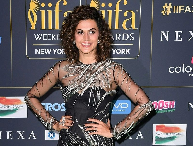 Celebrity Style! Taapsee Pannu reveals the most expensive accessory she has bought
