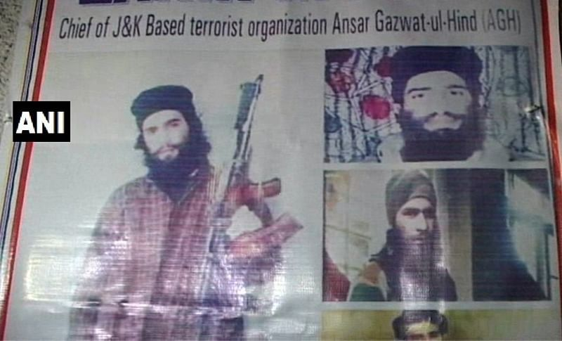 Kashmiri terrorist Zakir Musa spotted in Punjab disguised as Sikh; security high alert issued