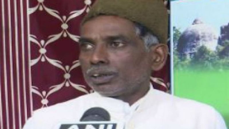 Let people of Ayodhya live in peace, says Muslim litigant Iqbal Ansari