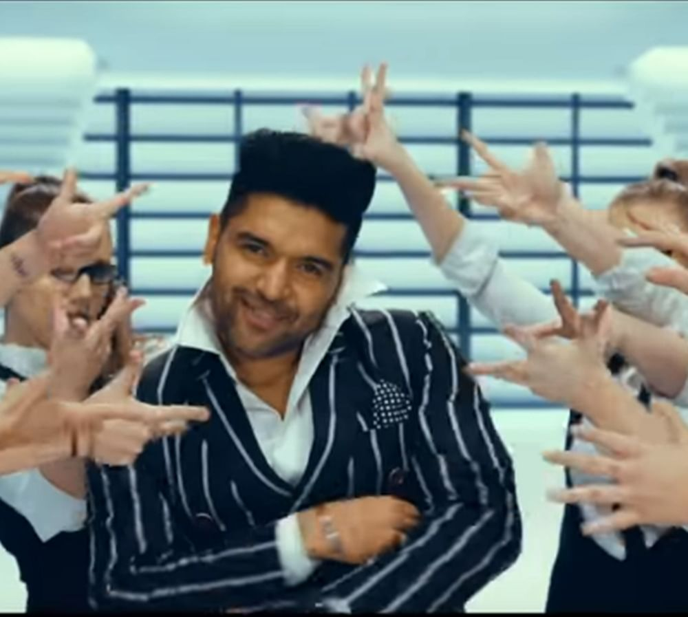 Guru Randhwa's new Single 'Tere Te' is party anthem of the year; watch video
