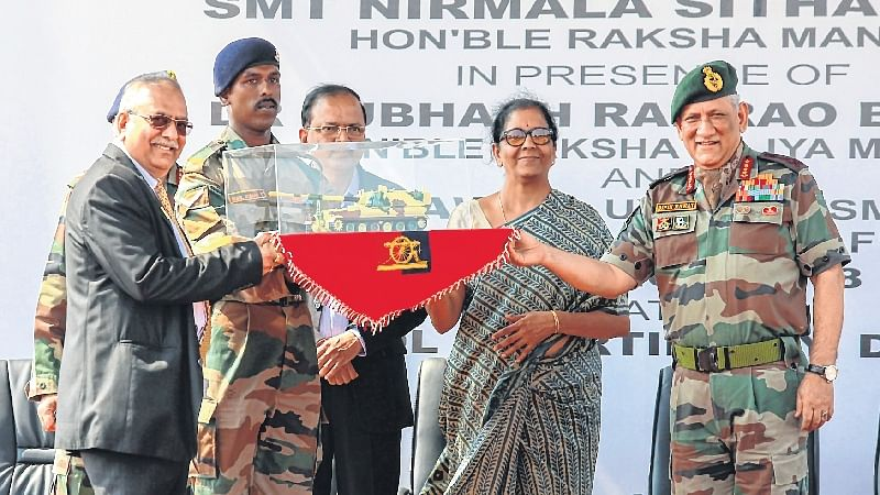 Major boost to firepower of Indian army