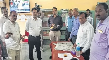 Ujjain: EC expense observers arrive in city