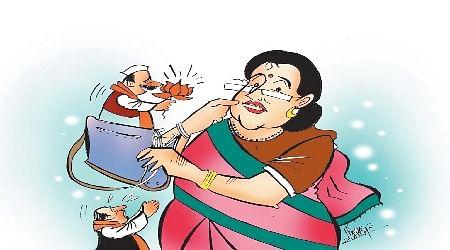 Madhya Pradesh Assembly Polls 2018: BJP counting on Behen, Beti & Maa