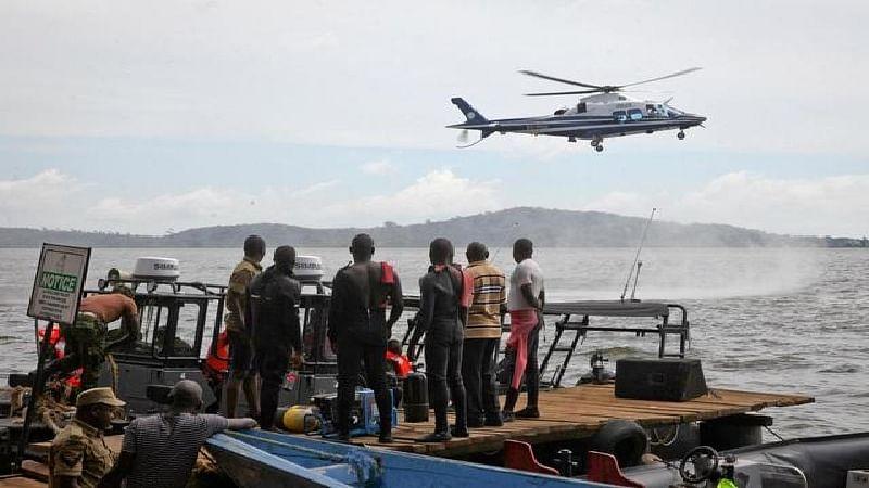 30 people drown in Ugandan boat disaster