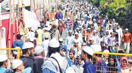 Bhopal: 72 nd Ijtema begins; 300 nikaahs solemnised