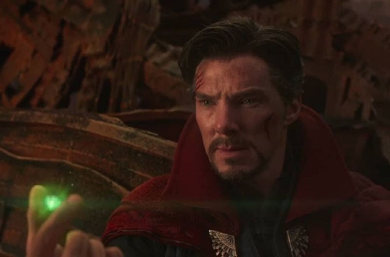 Avengers 4: Doctor Strange would have killed Thanos with the help of Time stone, here's proof