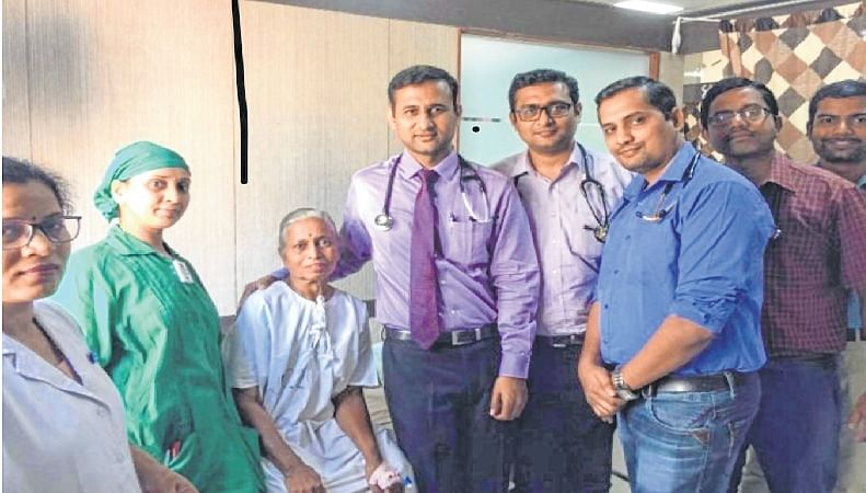 Mumbai: Doctors perform rare surgery to save woman from stroke-related paralysis