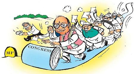 Madhya Pradesh Assembly Polls 2018: Losers & Shakers