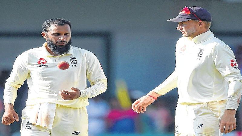 England vs Sri Lanka: Five-for Rashid England's hero as Sri Lanka collapse on Day 2