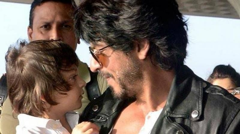 Hero Se Zero! When AbRam made Shah Rukh Khan feel like a loser