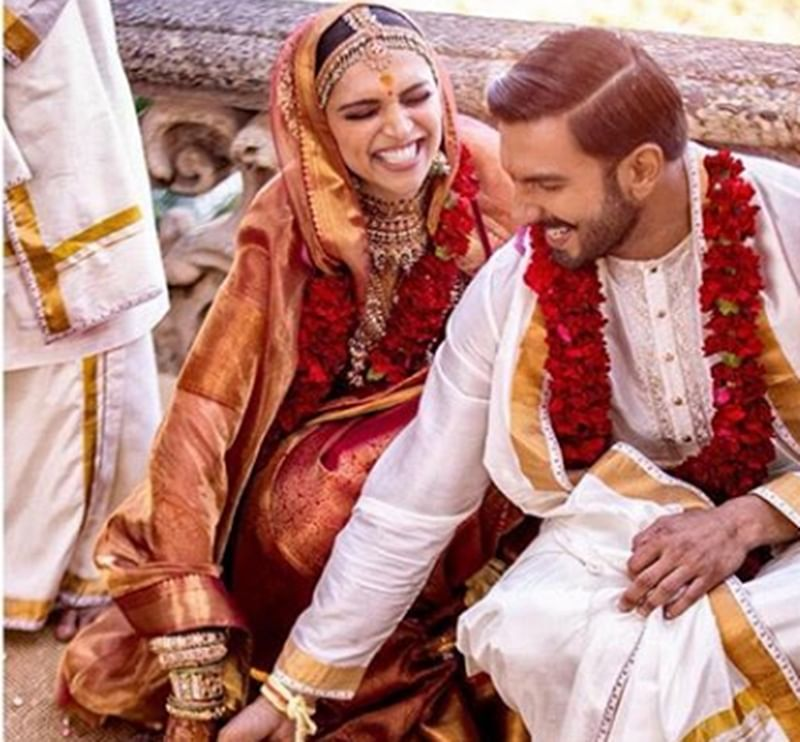 Not Sabyasachi, Deepika Padukone's Konkani wedding saree was a gift from this special person