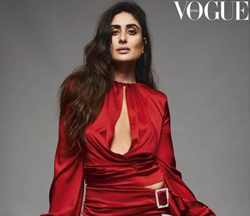 Kareena Kapoor's latest Vogue pictures will burn away your Monday blues