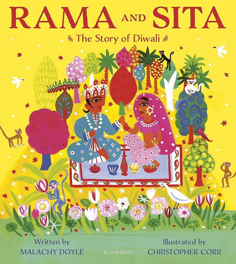 Diwali reads for adults and children