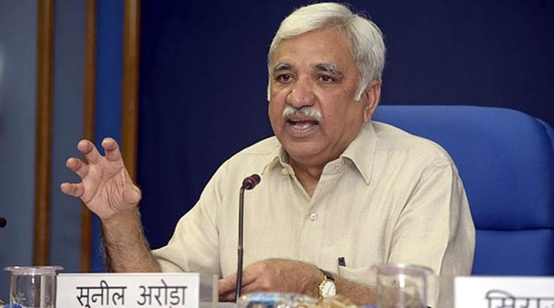 CEC says reports about Ashok Lavasa recusing himself from meetings 'unsavoury'
