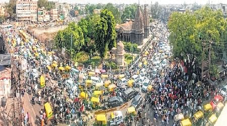 Indore: Road safety award for a city with no velocity?