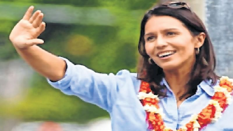 Hindu Congresswoman Tulsi Gabbard to hold campaign on Feb 2 for US Presidential elections 2020