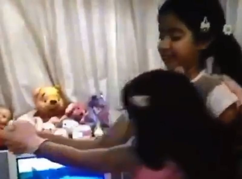 Janhvi Kapoor's birthday wish for sister Khushi Kapoor couldn't get any better; watch video