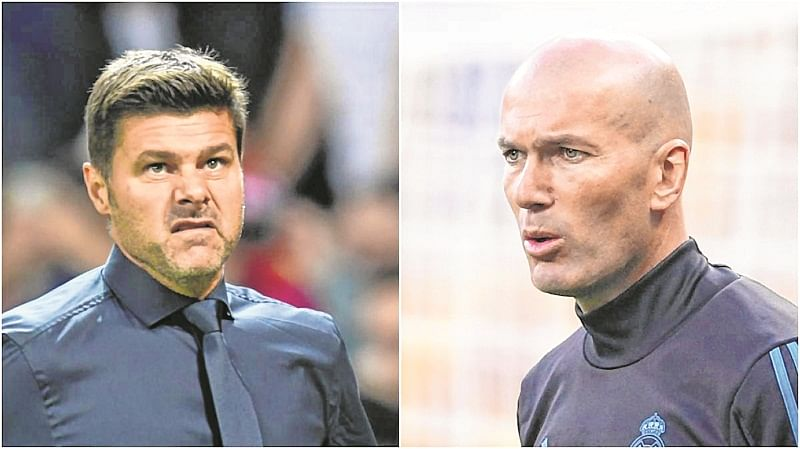 Bookmakers bet on Mauricio Pochettino, Zizou for Manchester United's job