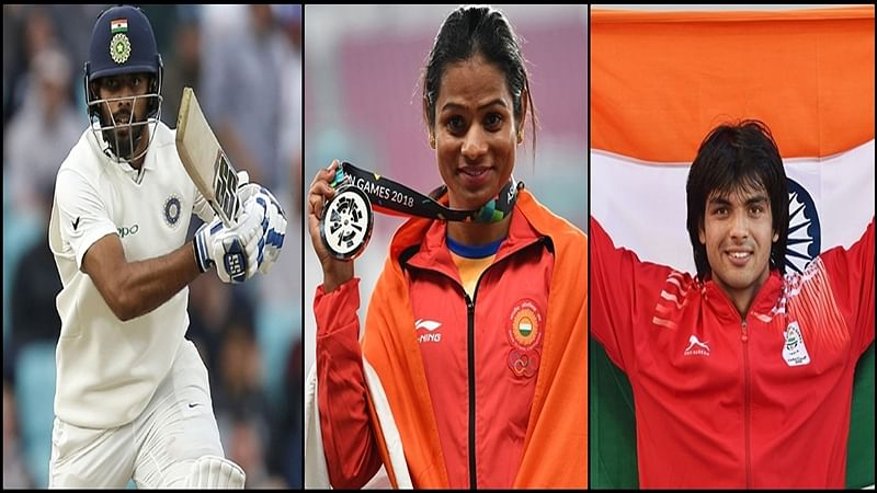2018 India Sports Review! Rising from chawl to running barefoot, these heroic tales will truly inspire you