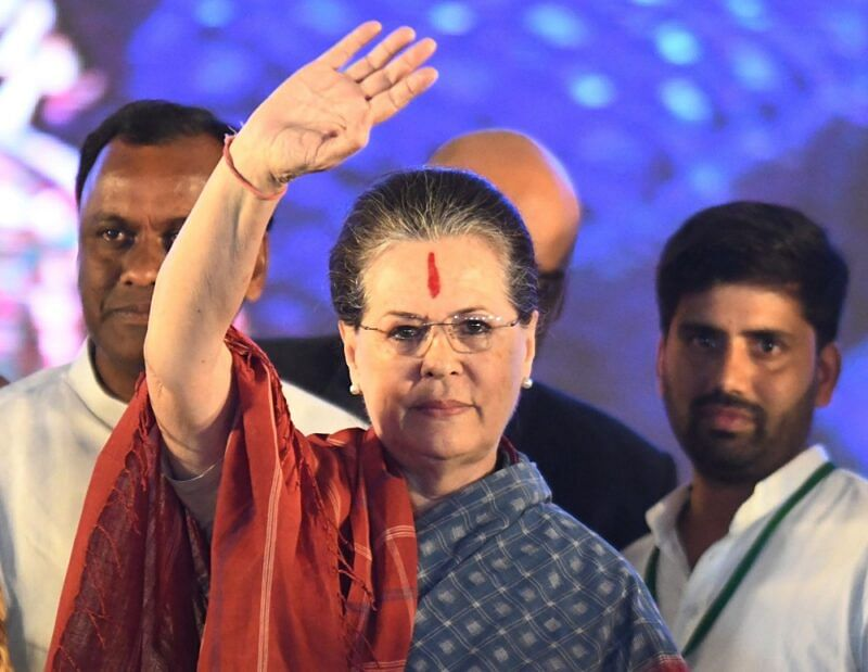 Sonia Gandhi wins from Raebareli